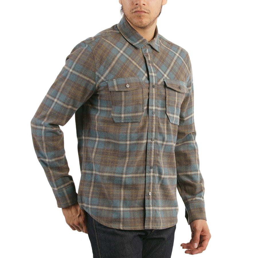 Ranger Poly Rayon Brushed Twill