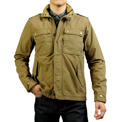 Paxton Military Jacket