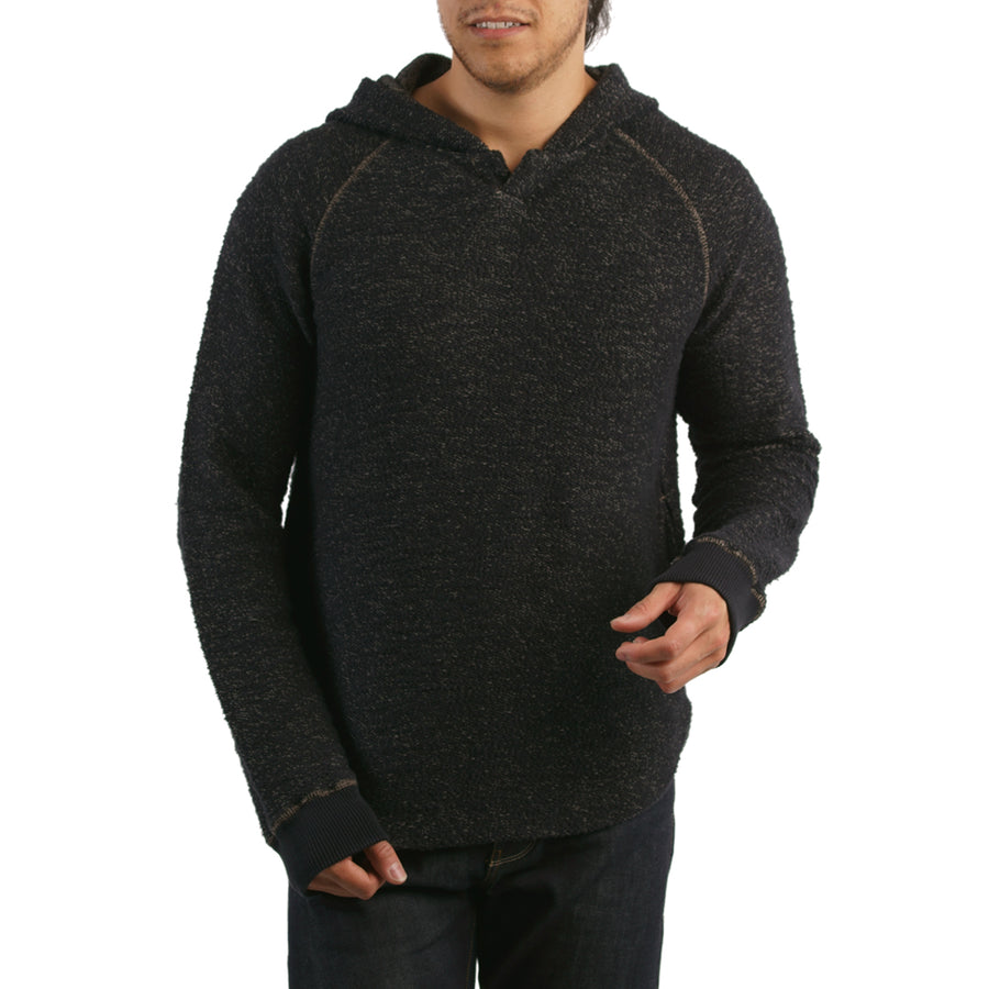 Mission Twist Yarn Sweater Hoodie