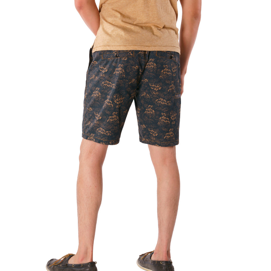 Big Surf Hybrid Print Short