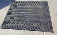 2002-2006 CHEVROLET AVALANCHE 1500 2500 BED MAT CARGO FLOOR LINER RUBBER OEM USED