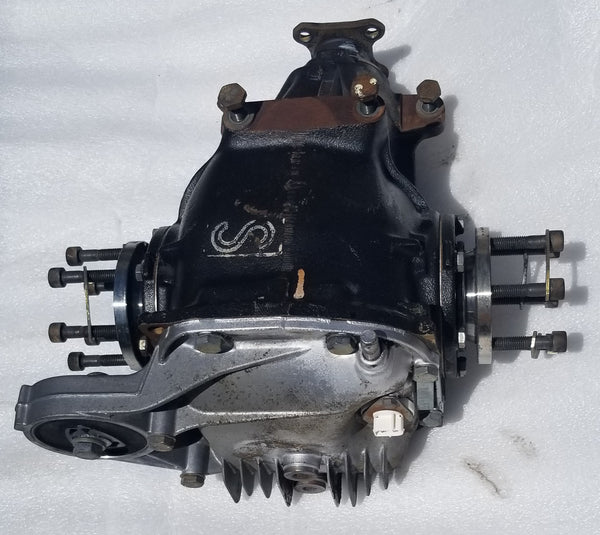 BMW E30 325e iS I 4.10  limited slip differential  lsd diff 188mm #2
