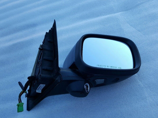 08-10 VOLVO V70 FRONT RIGHT PASSENGER SIDE DOOR MIRROR W BLISS SENSOR