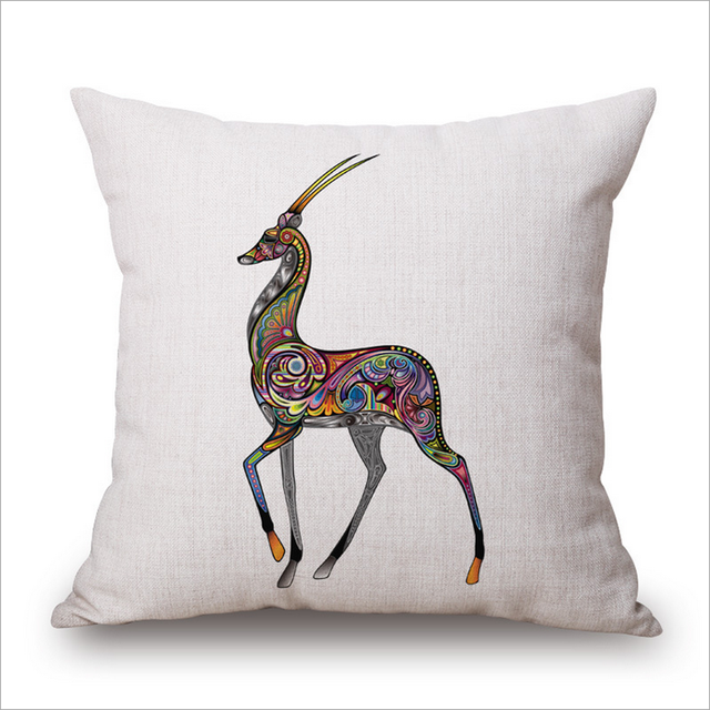 Animal Decorative Pillow Covers