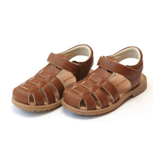 Tate Sporty Fisherman Sandal- Brown