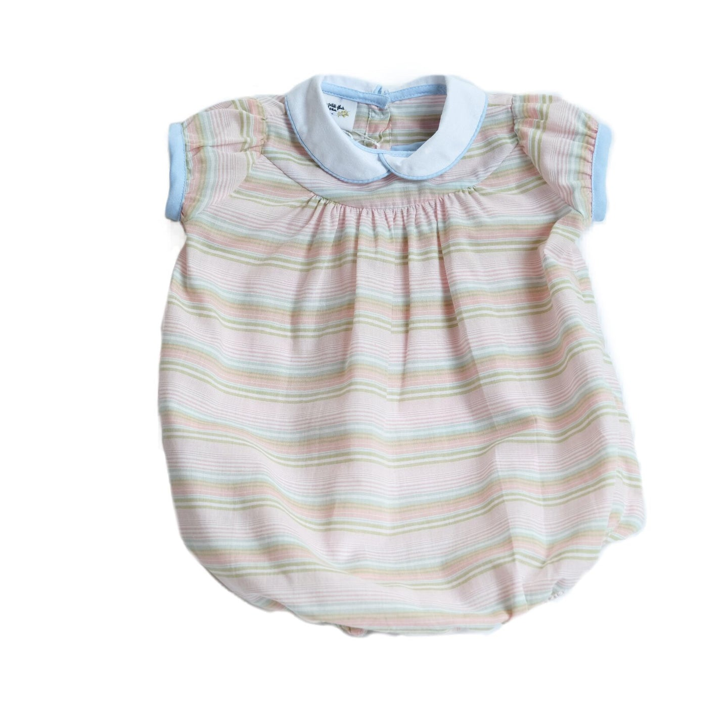 Ice Cream Shop Multistripe Jane Bubble (6m, 9m, 2T)