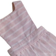 Sweet Pea Stripe Sutton Sunsuit Pink (12m-24m)