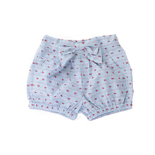 Sail Away Frannie Bow Shorts (5-7)