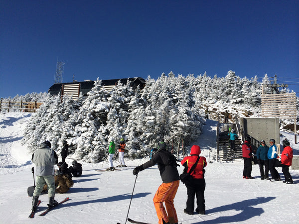 Spring Skiing in United States