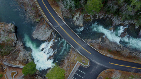 Summer Road Trips in the United States
