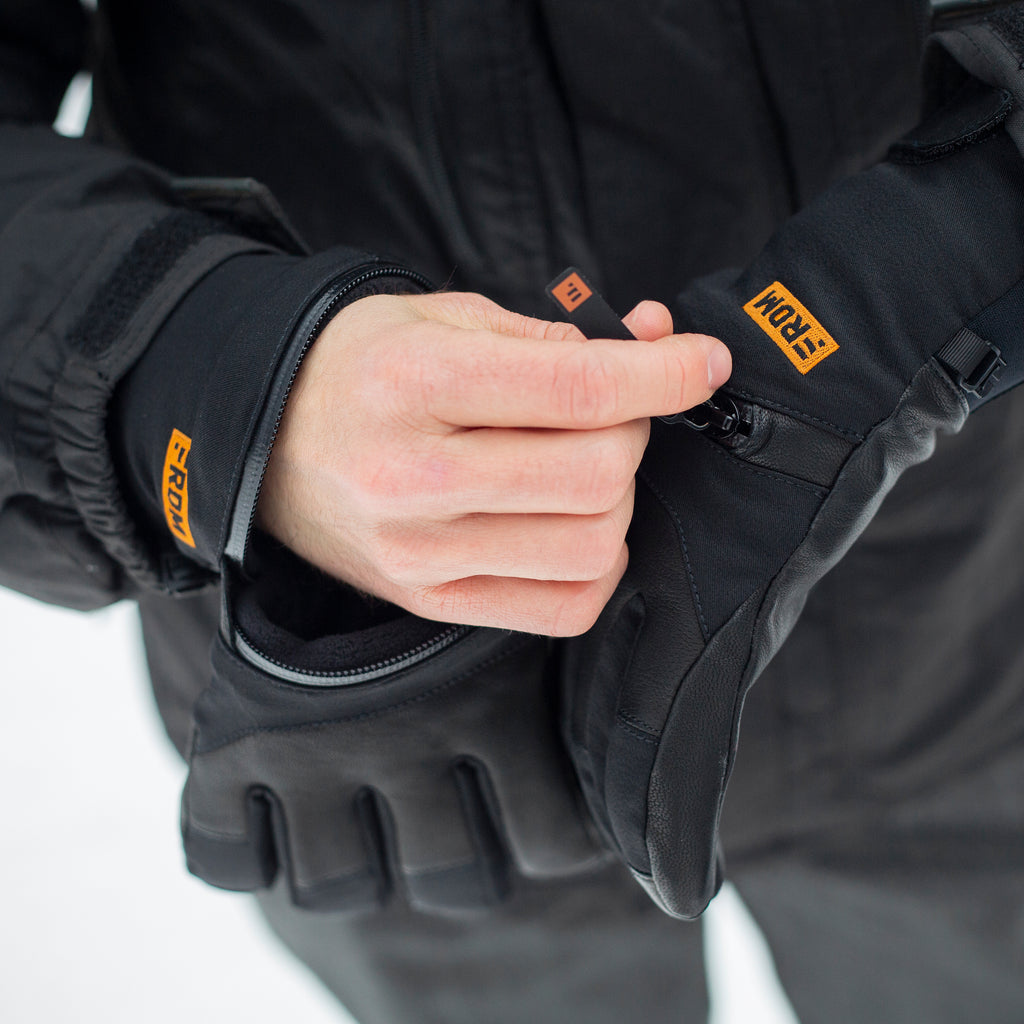 Elevate Convertible Snow Gloves for Men & Women