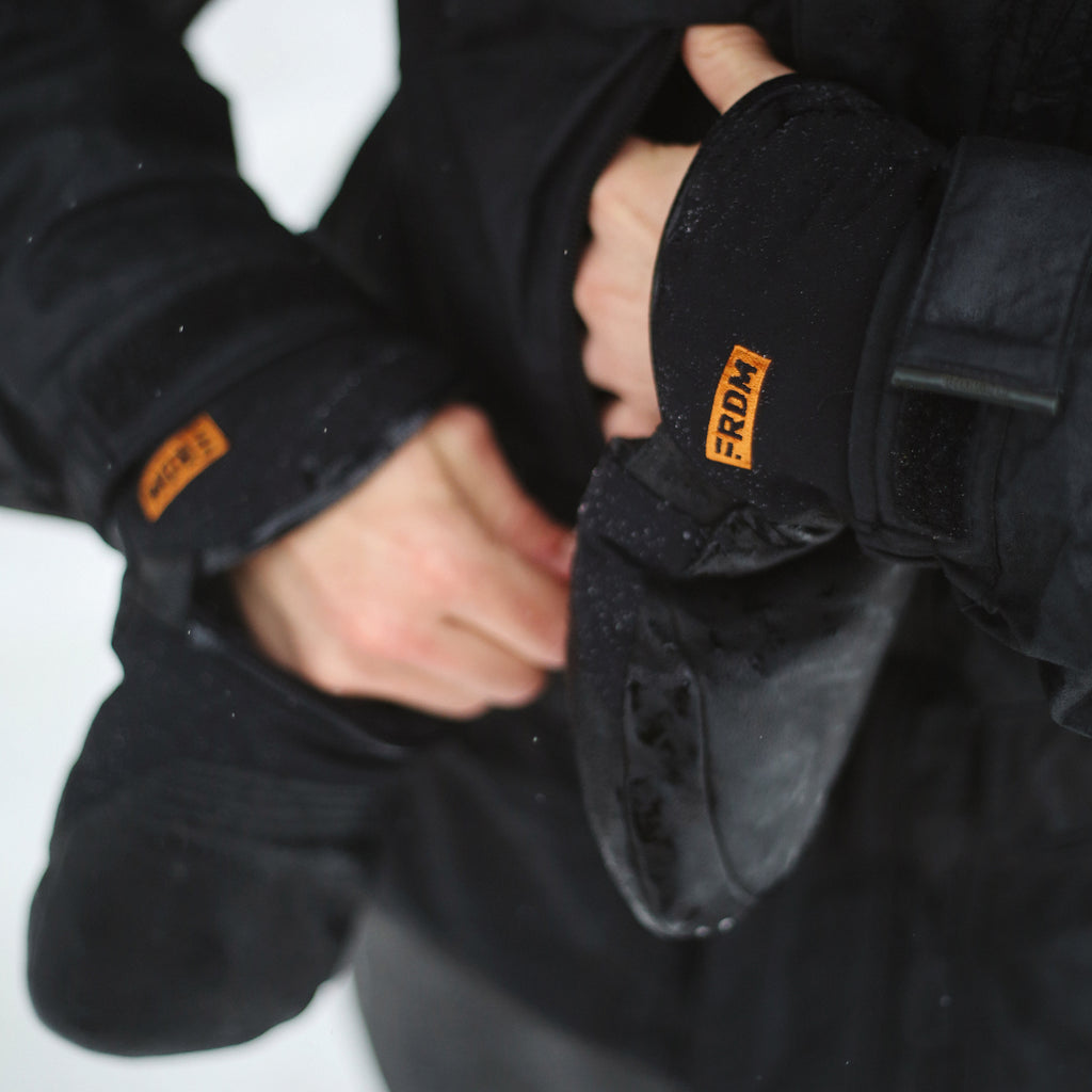 Emerge Convertible Snow Mittens (unisex sizing)