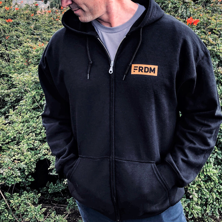 Essential Full-Zip Sweatshirt