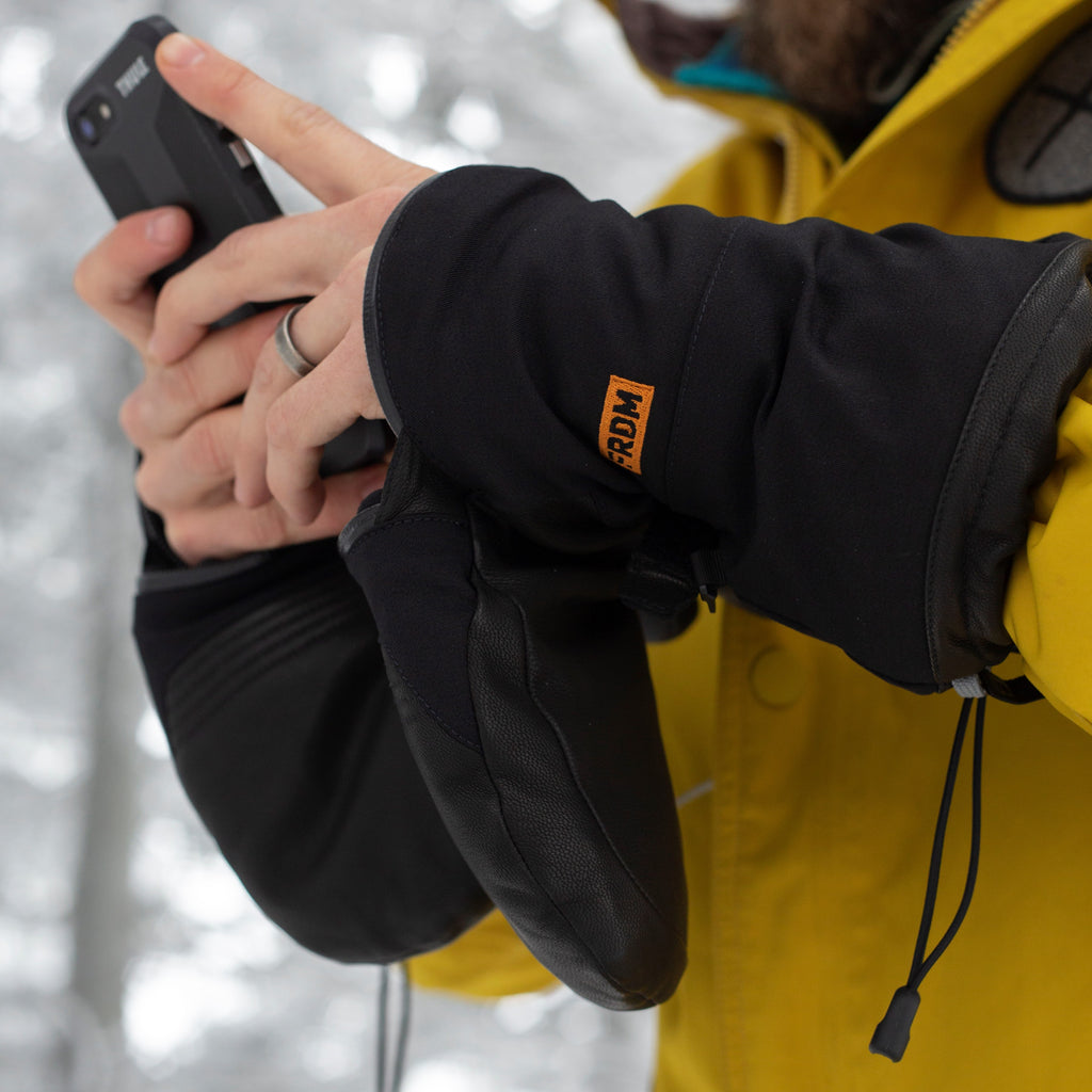 Evolve Convertible Snow Mittens (unisex sizing)