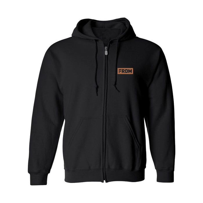 Essential Full-Zip Sweatshirt (unisex Sizing)