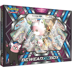 Pokemon - Bewear GX Collection Box