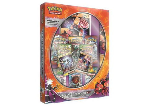 Pokemon Ultra Beasts GX Premium Collection Box - Buzzwole