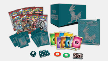 Pokemon Crimson Invasion Elite Trainer Box