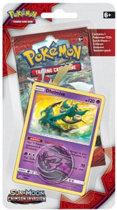Pokemon Crimson Invasion Check Lane Blister - Dhelmise