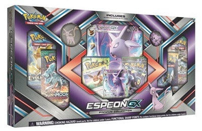 Pokemon Espeon GX Premium Collection Box
