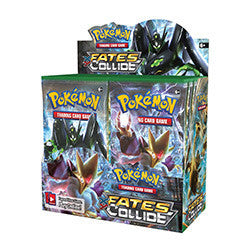 Pokemon Fates Collide Booster Box