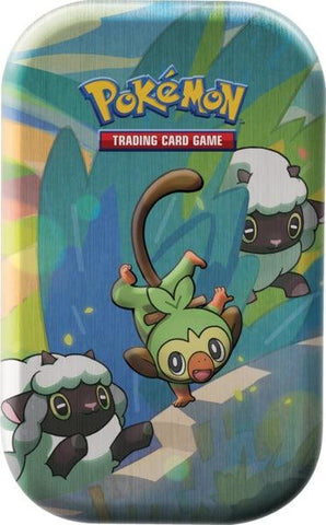 Pokemon Mini Tins: Galar Pals - Grookey