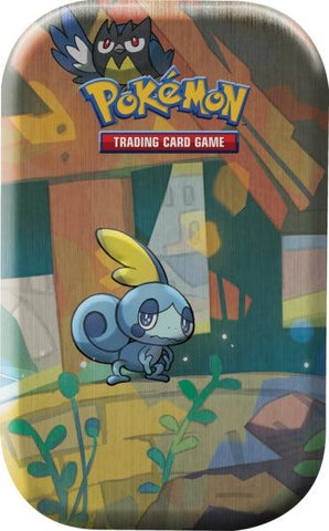 Pokemon Mini Tins: Galar Pals - Sobble