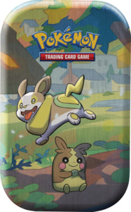 Pokemon Mini Tins: Galar Pals - Yampi