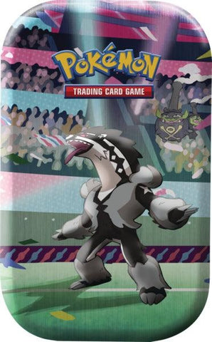 Pokemon - Mini Tins - Galar Power - Galarian Obstagoon