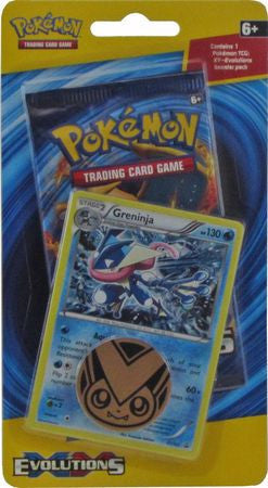 Pokemon Evolutions 1 Pack Blister - Greninja