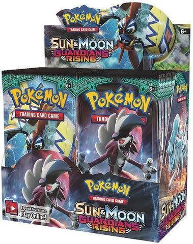 Pokemon Guardians Rising - Booster Box