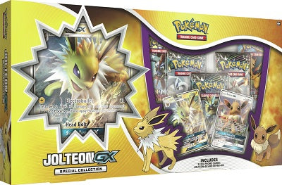 Pokemon - Jolteon GX Special Collection Box