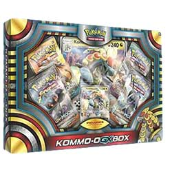 Pokemon Kommo-o GX Collection Box