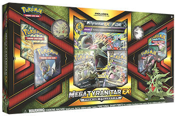Pokemon Mega Tyranitar EX Premium Collection Box