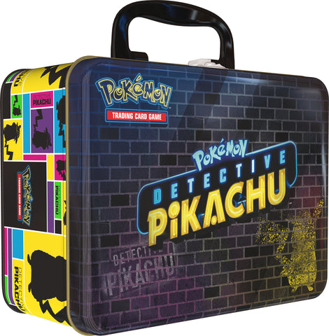 Pokemon - Detective Pikachu - Pikachu Collectors Chest