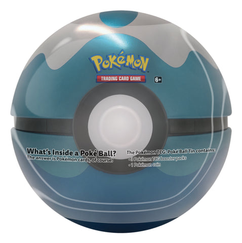 Pokeball Tin - Dive Ball