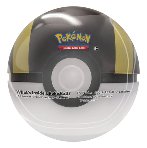 Pokeball Tin - Ultra Ball