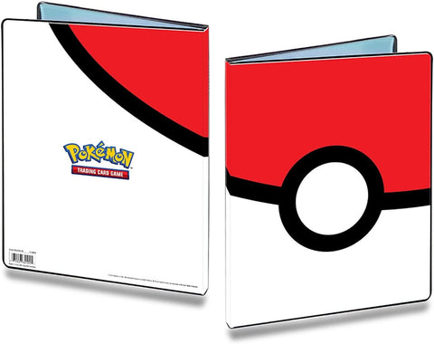 Pokemon - Pokeball - 9 Pocket Portfolio