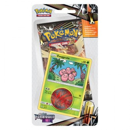 Pokemon Forbidden Light Check Lane Blister - Exeggcute