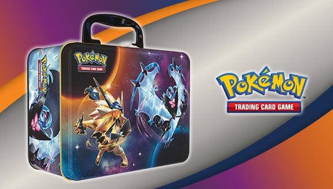 Pokemon Collectors Chest Tin 2018