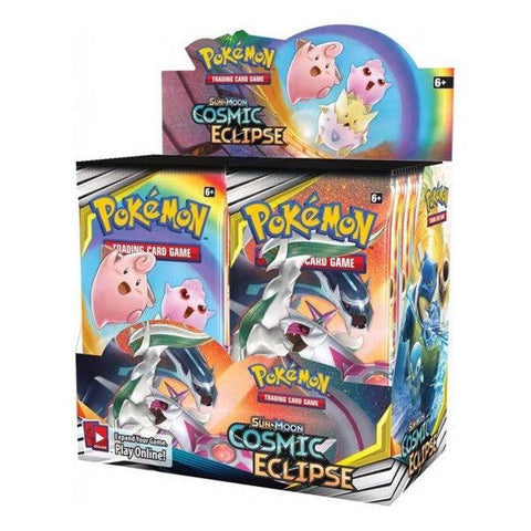 Pokemon - Cosmic Eclipse - Booster Box
