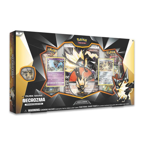Pokemon Dusk Mane Necrozma Premium Collection Box