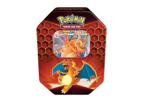 Pokemon Hidden Fates Tin - Charizard GX