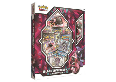 Pokemon Island Guardians GX Premium Collection Box
