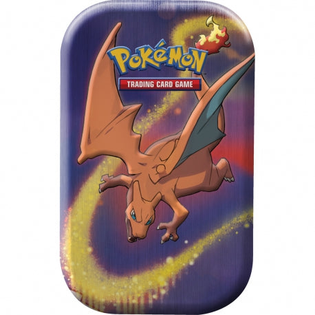 Pokemon Kanto Power Mini Tins - Charizard (Pre-order Sept 06 2019)