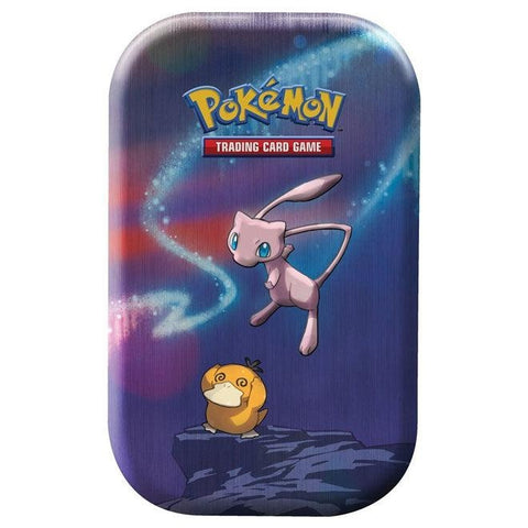 Pokemon Kanto Power Mini Tins - Mew (Pre-order Sept 06 2019)