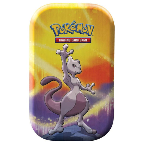 Pokemon Kanto Power Mini Tins - MewTwo (Pre-order Sept 06 2019)