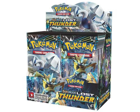 Pokemon - Lost Thunder Booster Box