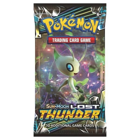 Pokemon - Lost Thunder Booster Pack