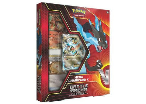 Pokemon Battle Decks: Mega Charizard